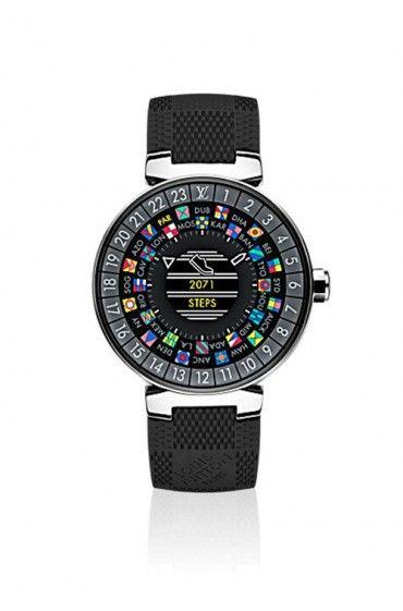 ساعت هوشمند مردانه لویی ویتون