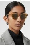 عینک آفتابی فریم پروانه ای زنانه بربری