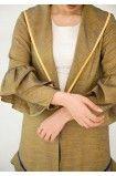 مانتو زنانه مدل BUTTERFLY برگاموند