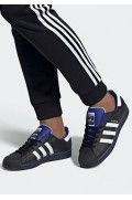 کفش کتانی مشکی آدیداس-2