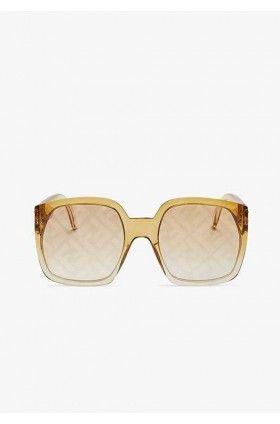 عینک آفتابی زنانه فندی