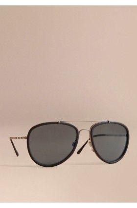 عینک آفتابی خلبانی بربری