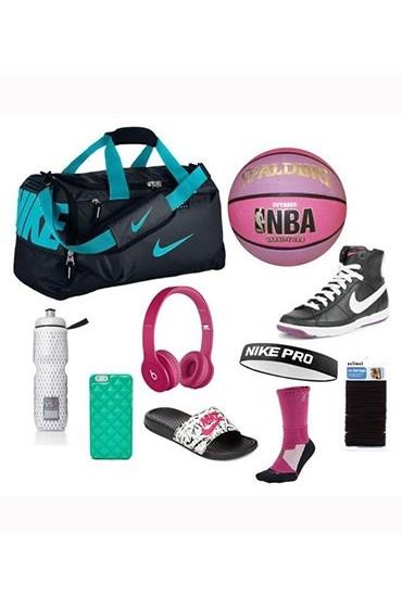 اکسسوری ورزشی زنانه