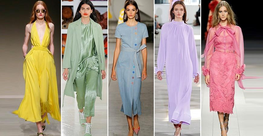 بهترین رنگهای لباس برای روزهای گرم کدامند؟