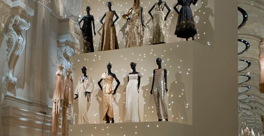 برگزاری نمایشگاه کریستین دیور (طراح رویاها) در موزه پاریس