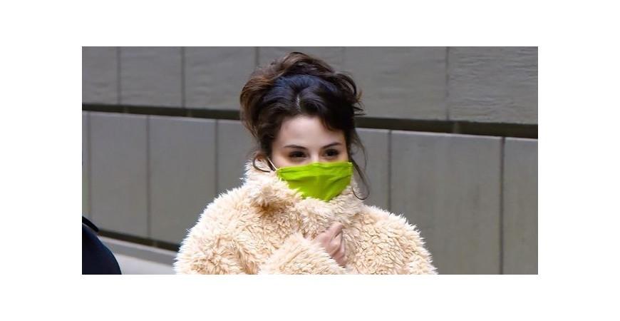 موزه لباس های زمستانی سلنا گومز در زمستان 2021