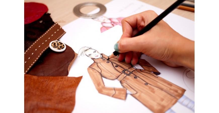 آموزش طراحی لباس در دنیای مد