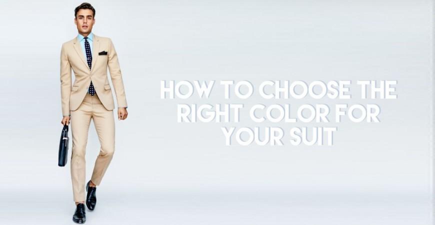 6 رنگ مناسب کت و شلوار، برای آقایان شیک پوش